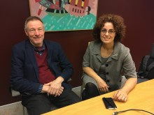 Högskolan Väst välkomnar två nya gästprofessorer