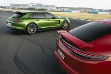 To nye GTS-modeller: Porsche Panamera-familien udvides