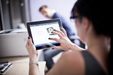 Sakernas internet, för framtidens kontor