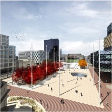 Bouygues secure three projects in Birmingham
