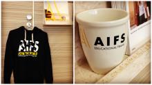 Ostereier finden und den AIFS Look gewinnen