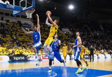 Basket-VM hägrar för Sverige