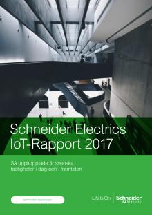 Schneider Electrics IoT-rapport 2017