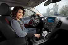 Sångerskan Katie Melua - Opels nya märkesambassadör