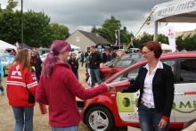 Größtes Mitsubishi Fan-Treffen in Deutschland
