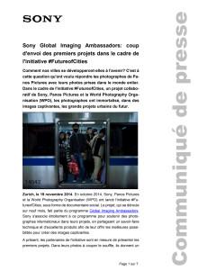 Communication de presse_Project #FutureofCities_F-CH_141119