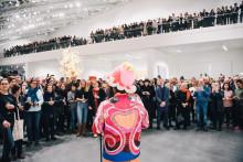 Ny publikumsrekord på Astrup Fearnley Museet