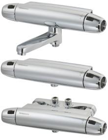 FM Mattsson 9000E II säkerhetsblandare i ny design