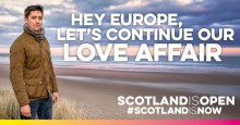 ​Over 20 million Europeans take Scotland into their hearts