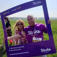 ​Houghton-le-Spring family raises £2,000 for the Stroke Association