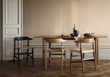 Gärsnäs launches sustainable new designs by Färg & Blanche, David Ericsson and Matti Klenell