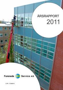 Forenede Service's årsrapport 2011