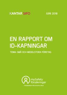 En rapport om ID-kapningar. Tema: Små och medelstora företag