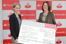 Santander spendet 10 000 Euro an junge Musiker