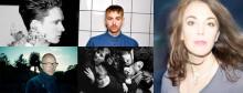 Fem starka artister till Grönans Lilla Scen
