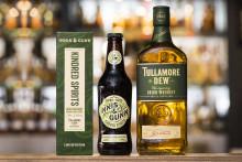 Tvillingsjälar - skotska bryggeriet Innis & Gunn och irländska destilleriet Tullamore D.E.W. släpper limiterad whiskeyfatslagrad stout.