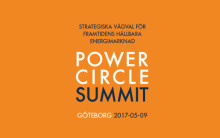 Power Circle Summit 9 maj 2017