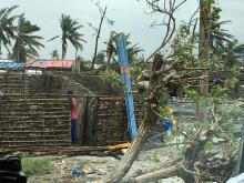 """Läkare Utan Gränsers katastrofkoordinator i Beira: """"Förödelse – och otroligt mycket vatten"""""""