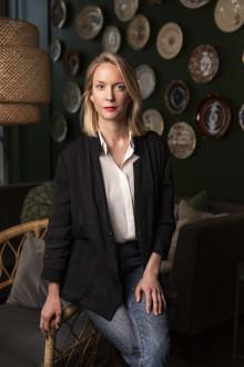 Sofie Ek ny kommunikationschef på Orkla