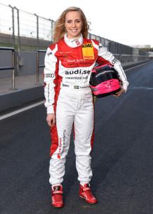 Audi Sport Racing Academy satsar på Mikaela Åhlin-Kottulinsky