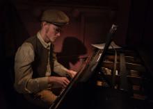 Stadra Teater: Teaterkonsert att bli varm av i kulna november