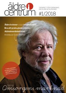 Nytt nummer av Äldre i Centrum! Tema: Omsorgens marknad