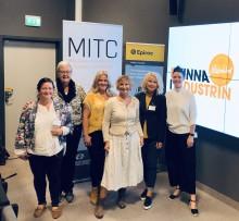 Nätverket Kvinna i Industrin - om framtidens teknikutveckling