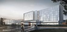 Skanska bygger sjukhus i Michigan, USA, för cirka 1,5 miljarder kronor