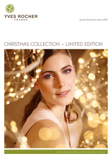 Pressinformation om - Yves Rochers  2015 Christmas Collection – Limited Edition