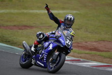 全日本ロードレース選手権 JSB1000 Rd.04 6月16-17日 SUGO