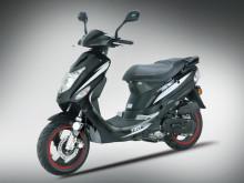 TMS lanserar ny lågpris Scooter i 25 och 45km/h segmentet