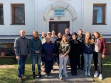 Anpacken in Gumbinnen - Louisenlunder Hilfsprojekt in Russland
