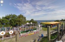 Kneippbyn, Millesgården och 12 andra nya svenska platser i Google Maps Street View