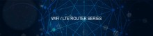 Feel the high-speed network in the internet world | Aus.Linx, WiFi / LTE Router manufacturer