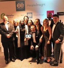 Post Office scoops Diversity and Inclusion award at Employee Engagement Awards