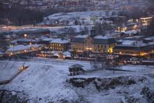 Falu Gruva siktar på nytt rekord för julmarknaden