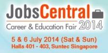 MDIS @ JobsCentral Career & Education Fair 2014