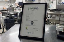 Mer ekologiskt på Stadshuskällaren  med färsk KRAV-certifiering