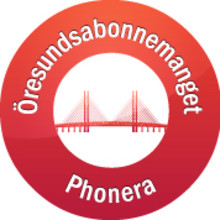 Phonera lanserar Öresundsabonnemang