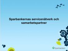Sb-gruppens servicenätverk