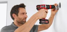 Två nya 10.8 V borstlösa batteridrivna maskiner från FLEX