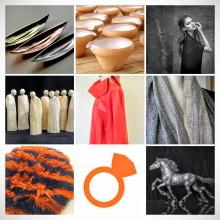 Konsthantverksmarknaden Unik Form tillbaka på Domkyrkoforum i Lund