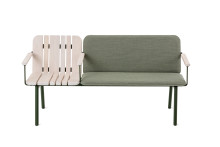 Wait - sustainable furniture system for waiting areas