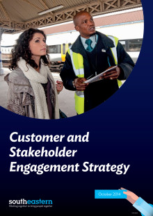 Customer and Stakeholder Engagement Strategy - October 2014