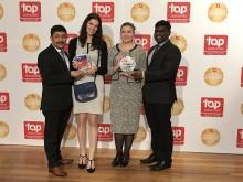Tata Concultancy Services (TCS) Nederland voor vijfde jaar op rij Top Employer
