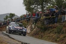 Fjärde titeln inom räckhåll för Ogier i Rally France