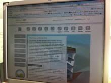Weber setter miljøinformasjon i system