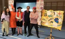 Kulturskolan Garnalia sprider kultur i förskolorna