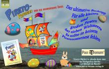 Der ultimative Buchtipp: Vom Pax et Bonum Verlag  für alle kleinen und großen Piraten der sieben Weltmeere
