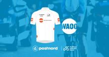 Waoo er ny sponsor for ungdomstrøje i PostNord Danmark Rundt